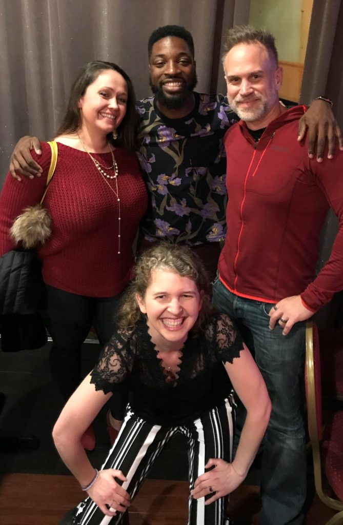 Comedy Show with Preacher Lawson